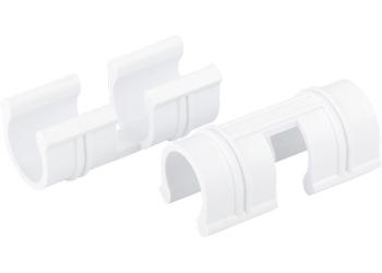 products/Зажим для крепления плёнки к каркасу парника, d-20 мм, 10 шт PALISAD