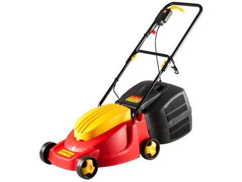 products/Роторная электрическая газонокосилка Grinda GLM-38
