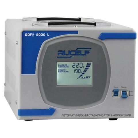 products/Стабилизатор напряжения RUCELF SRF.II-9000-L