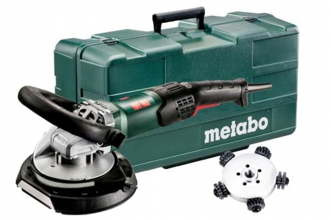 products/Шлифователь по штукатурке Metabo RFEV 19-125 RT 603826710