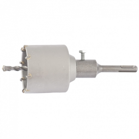 products/Коронка по бетону в сборе, М22 х 68 мм, SDS PLUS, Сибртех, 703307