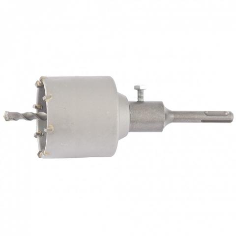 products/Коронка по бетону в сборе, М22 х 73 мм, SDS PLUS, Сибртех, 703317