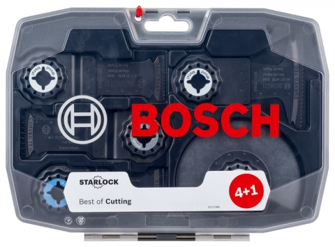 products/Набор полотен по дереву и металлу (5 шт.) Bosch 2608664131