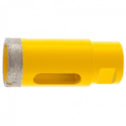 products/Сверло алмазное по керамограниту, 32 мм, мокрая резка, М14 Denzel, 72684