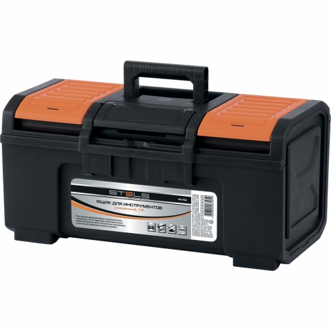 """products/Ящик для инструментов, усиленный 19"""" //STELS"""