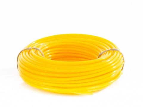 products/Леска для триммера круглая, 1,3 мм х 15 м Denzel Россия, 96141