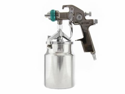 products/Краскораспылитель Stels AS 802 HVLP профессиональный всасывающего типа, сопло 1,4 мм (арт.57366)