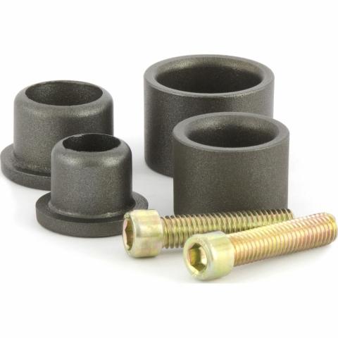products/Насадки с тефлоновым покрытием к аппарату для сварки полипропиленовых труб, диаметр: 20 мм, 25 мм Kronwerk