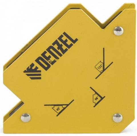 products/Фиксатор магнитный для сварочных работ усилие 50 LB// Denzel