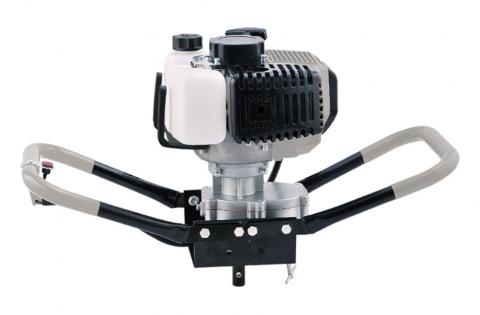 products/МБ 2052 Мотобур 52 см3, 2,3 л.с., 1,65 кВт, вал 20 мм, шнек 250 мм БУЛАТ