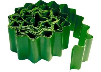 products/Бордюр садовый, 15 х 900 см, зелёный PALISAD