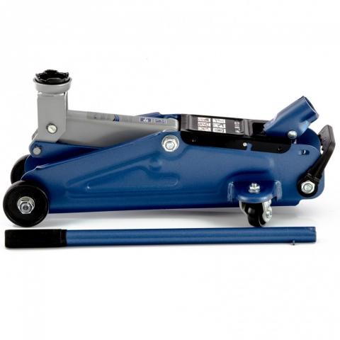 products/Домкрат гидравлический подкатной, 2 т, h подъема 140-340 мм Stels (51127)