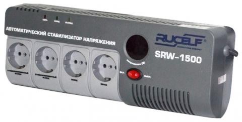 products/Стабилизатор напряжения релейный RUCELF SRW- 1500-D