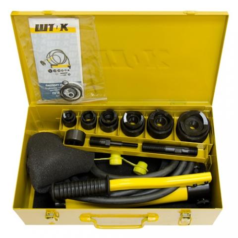 products/Ручной механический перфоратор для листового металла SHTOK ПМЛ-60 03011
