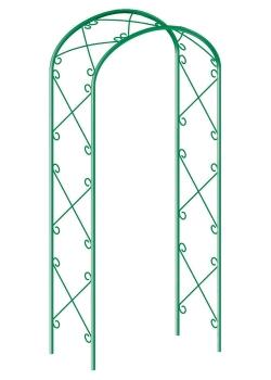 products/Арка садовая декоративная для вьющихся растений, 227 х 128 см PALISAD