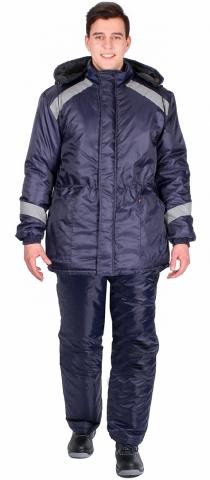 products/Куртка зимняя Прогресс (тк.Оксфорд), т.синий