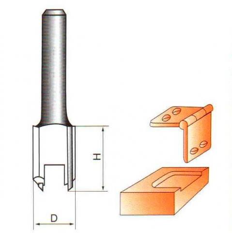 products/Фреза Globus 1002 D12 пазовая прямая