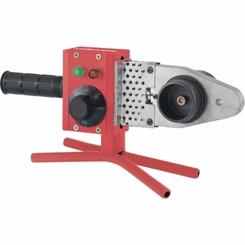 products/Аппарат для сварки пластиковых труб KRONWERK KW 800, 800 Вт, 300 °C, 20-25-32-40-50-63 мм, металл, кейс  (арт. 94214)