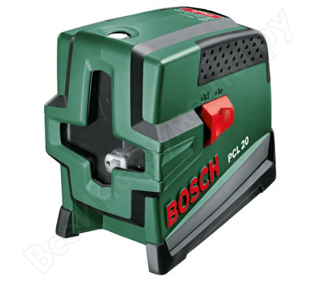 products/Лазерный нивелир Bosch PCL 20 (0603008220)