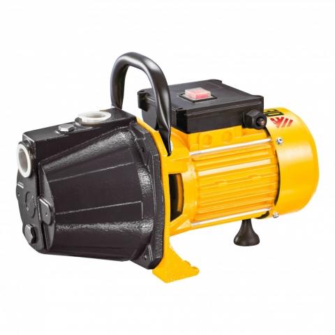 products/Садовый поверхностный насос GP1100C, 1100 Вт, 4500 л/ч, подъем 46 м, чугун Denzel (97203)