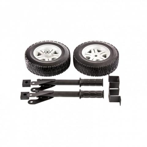 products/Транспортировочный комплект (колеса и ручки) для генераторов PS Denzel, 946725