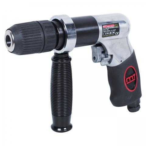 products/Дрель пневматическая 13 мм, 800 об/мин., реверс, быстро-зажимной патрон MIGHTY SEVEN QE-341