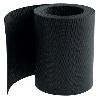 products/Бордюрная лента, 20 х 900 см, черная PALISAD