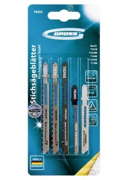 products/Набор полотен для электролобзика универсальный, 5шт., GROSS