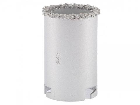 products/Кольцевая коронка с карбидным напылением, 43 мм Matrix, 72847