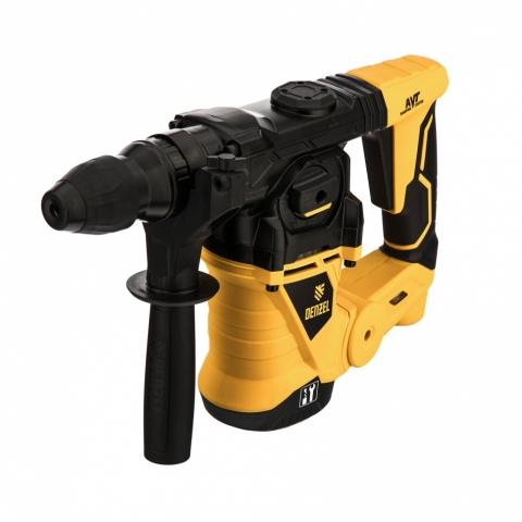 products/Перфоратор электрический RHV-1250-30, SDS-plus, 1250 Вт, 5 Дж, 3 плюс 1 режим Denzel