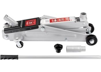 products/Домкрат гидравлический подкатный, 3 т, h подъема 150–530 мм MATRIX MASTER 51040