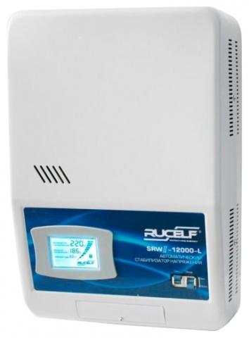 products/Стабилизатор напряжения RUCELF SRW.II-12000-L