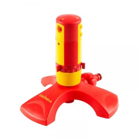 products/Турбораспылитель GRINDA на подставке, из ударопрочной пластмассы, 3-х позиционный