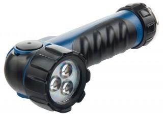 products/Фонарь светодиодный, противоударный, влагозащищённый, 3 LED, 2хLR20// Stern, 90521