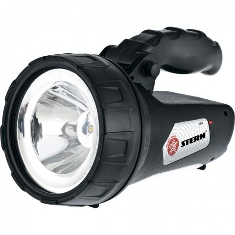 products/Фонарь поисковый, многофункциональный, аккумуляторный, 1 и 15 LED// Stern, 90534