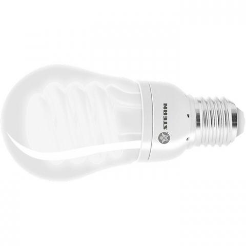 products/Лампа компактная люминесцентная, колба, 11W, 2700K, E27, 8000ч.// Stern, 90965