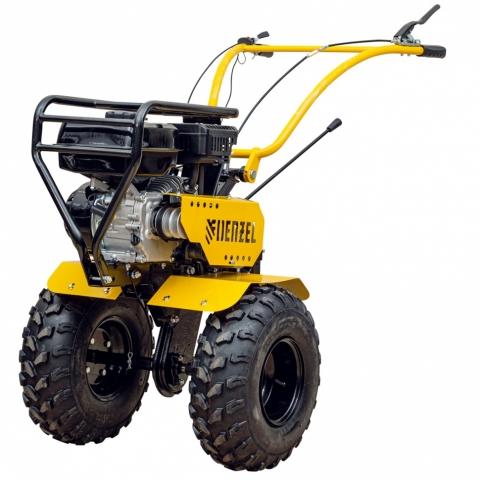 products/Мотоблок DPT-370-PRO, 7 л.с, ременное сцепление, ширина 90 см, глубина 35 см, фрез 3 х 4, ШОМ, передачи 4В/2Н, Denzel 56404