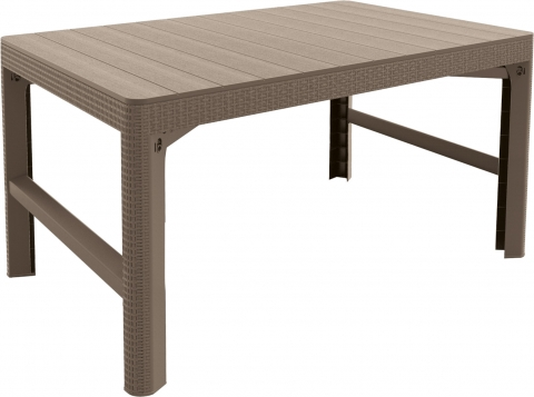 "products/Стол ""Lyon rattan table"" Allibert  (арт. 17202805)"