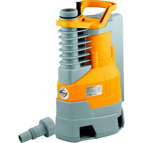 products/Дренажный насос Denzel DPX950 X-Pro, 950 Вт, подъем 8,5 м, 15500 л/ч, без поплавка (арт. 97227)