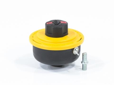 products/Катушка тримм. полуавтомат., легкая заправка лески, гайка M8x1,25, винт M8-M8// Denzel, 96324