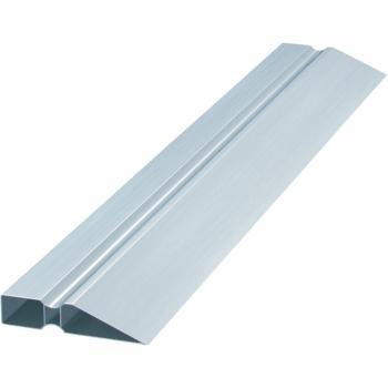 products/Правило алюминиевое, двойной захват, 2 ребра жесткости, L-2,0 м MATRIX