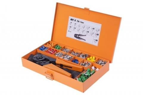 products/Ручные пресс-клещи SHTOK ПК-16вт 03110 (набор)