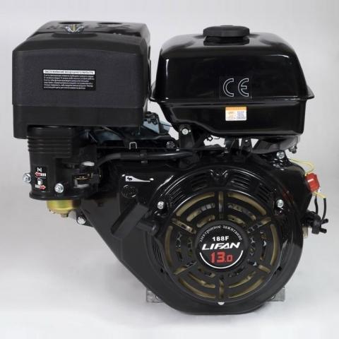 products/Двигатель Lifan 188F, вал Ø25 мм, катушка 3 Ампера