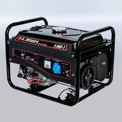 products/Генератор Lifan 2.8 GF-7 (220 В, 2.8/3 кВт)