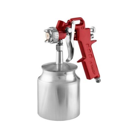 products/Краскопульт пневматический с нижним бачком 750 мл 1.3 мм Зубр МАСТЕР МС Н200 (арт. 06456-1,3)
