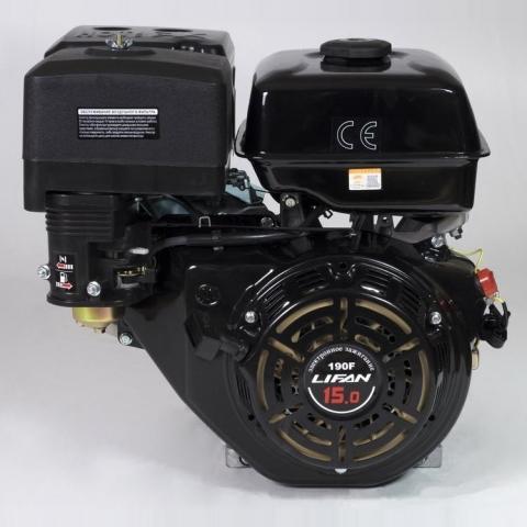 products/Двигатель Lifan 190FD, вал Ø25 мм, катушка 7 Ампер