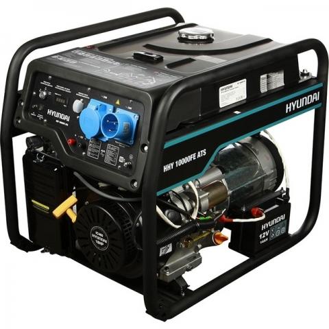 products/Бензиновый генератор HYUNDAI HHY 10000FE ATS