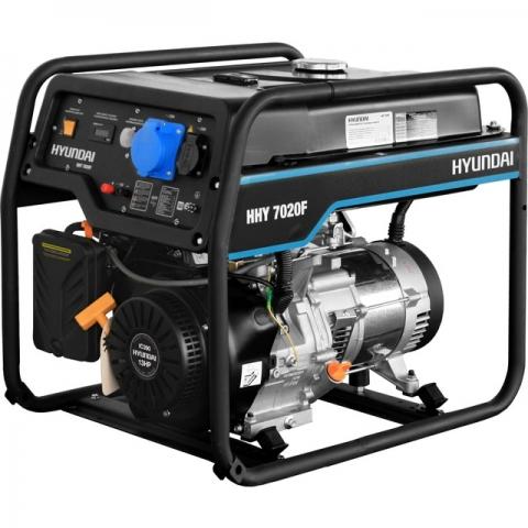 products/Бензиновый генератор HYUNDAI HHY 7020F