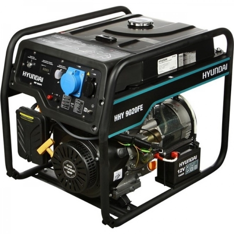 products/Бензиновый генератор HYUNDAI HHY 9020FE