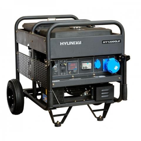 products/Бензиновый генератор Hyundai HY 12000LE